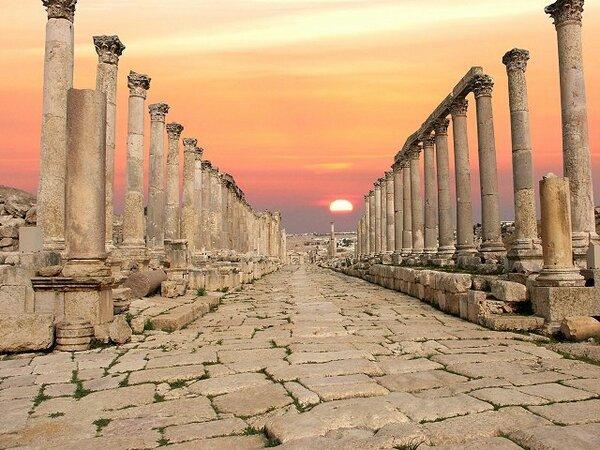 صور منوعة لمدينة #جرش في #الأردن - صورة 36