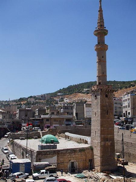 مسجد #عجلون الكبير والذي يعود للقرن الثالث عشر الميلادي #الأردن #تاريخ