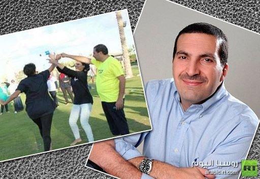 عمرو خالد يتألق