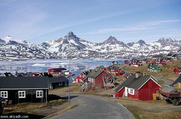 المسلم الوحيد في غرينلاند يصوم 21 ساعة