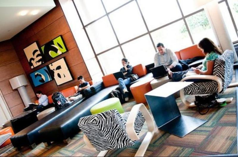 Great Tech Companies Offices #Microsoft