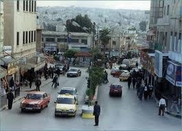 من شوارع مدينة #إربد #الأردن