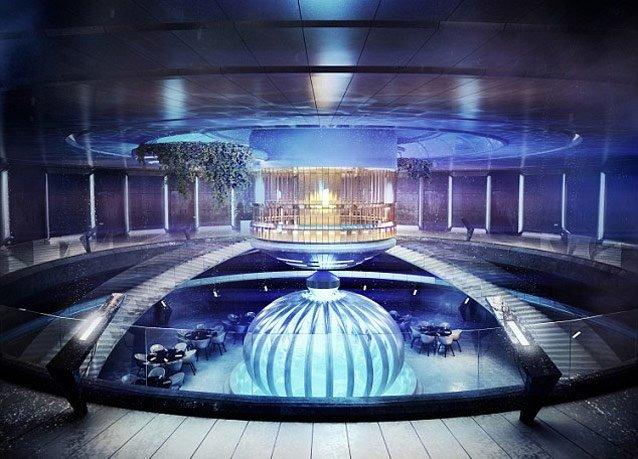 فندق تحت البحر في #دبي - صورة 3