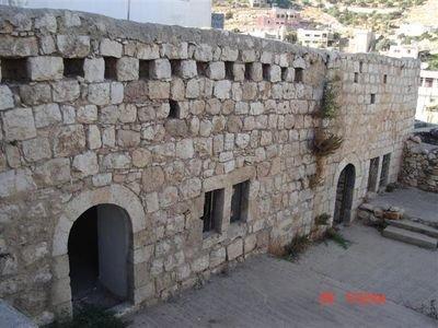 العقود وهي البيوت الكبيرة في مدينة #الفحيص #الأردن