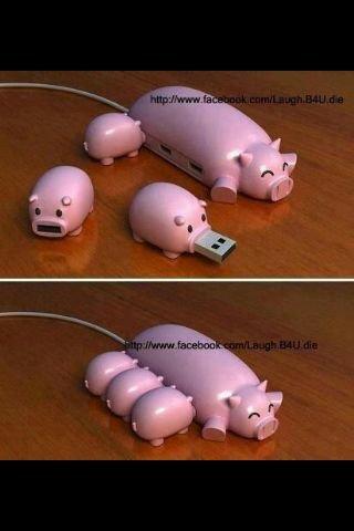 ممتازة هال USB