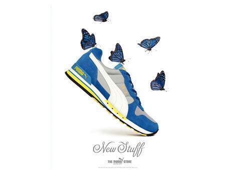 #إعلان لماركة الأحذية PUMA #تسويق