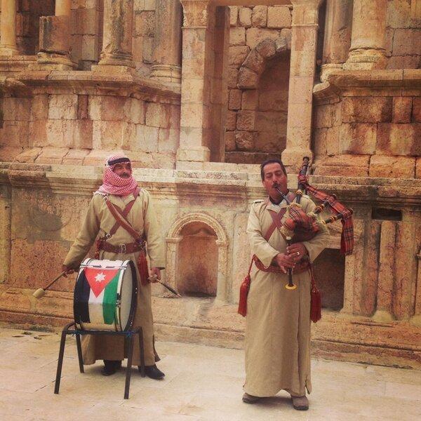 صور منوعة لمدينة #جرش في #الأردن - صورة 52