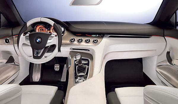 BMW 8 2010 Interior#