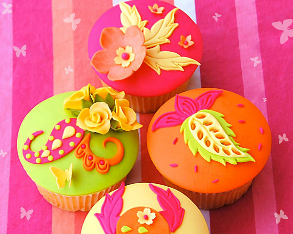 أفضل تصاميم #Cupcakes - صورة 29