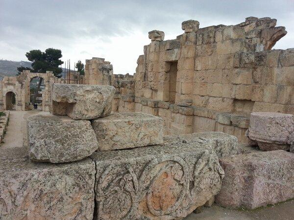 صور منوعة لمدينة #جرش في #الأردن - صورة 54