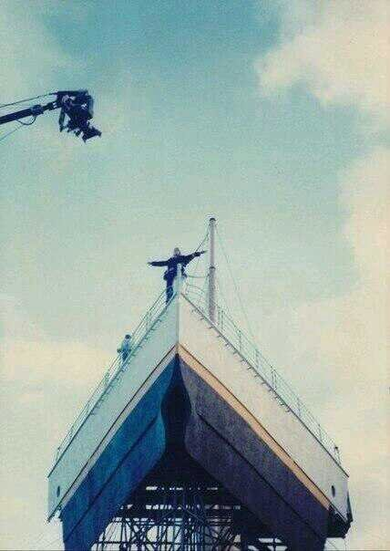 The shooting one of the most iconic moments in movie history, 1997
