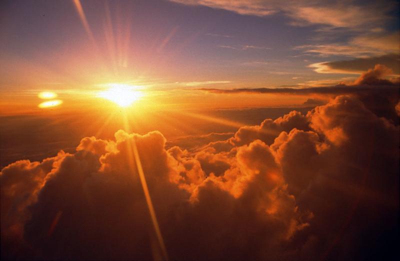 #صباح_الخير مع إشراقة شمس يوم جديد