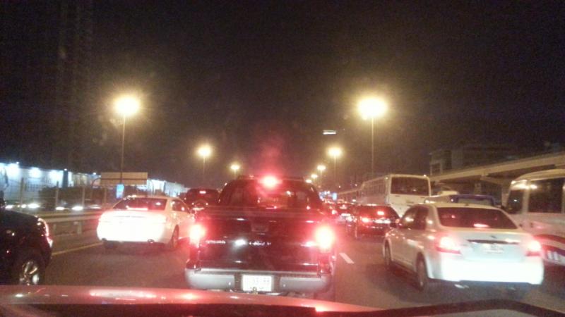 Dubai Traffic Now