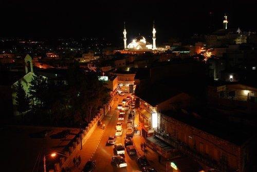 صورة بانورامية لمدينة #مادبا #الأردن