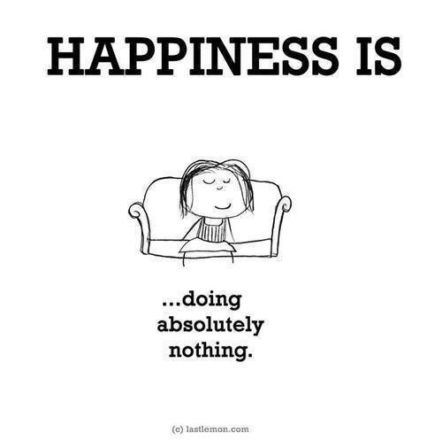 Happiness is ....