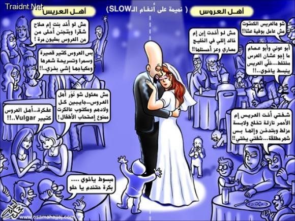 العرس الاردني