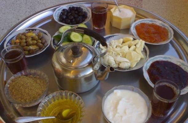 إفطار الشامية