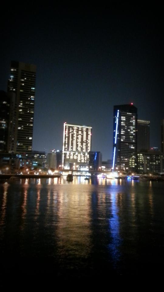 تصبحون على خير #دبي