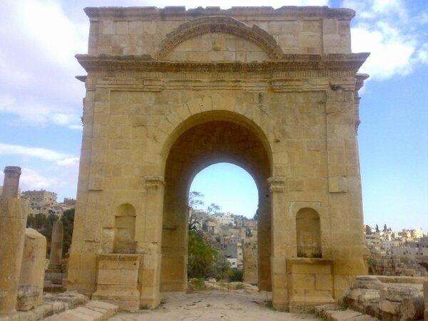 صور منوعة لمدينة #جرش في #الأردن - صورة 5