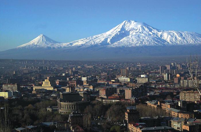 جمال مدينة ارمينيا