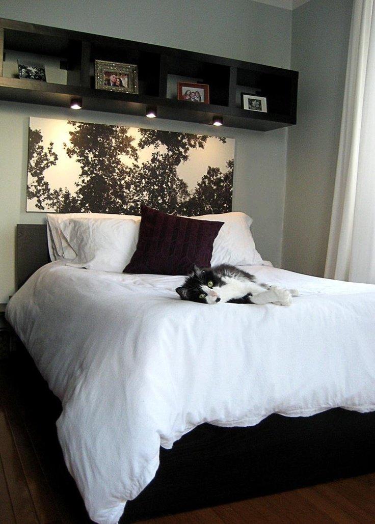 احدث تصاميم غرف النوم للزوجين صورة121
