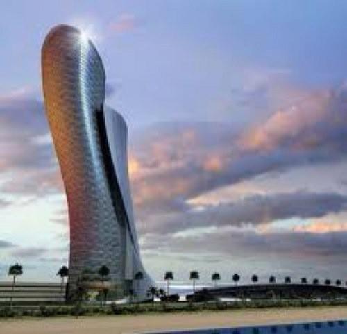 فندق بوابة #أبوظبي