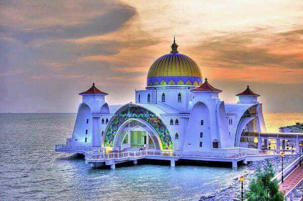 مسجد ملقا