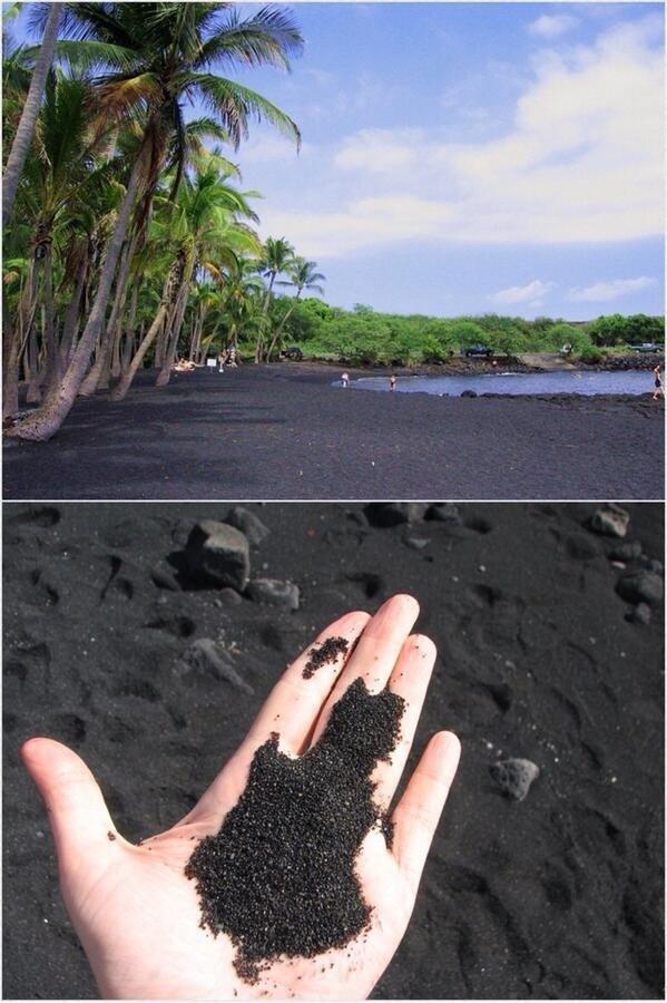 شاطئ بيوناليو الأسود