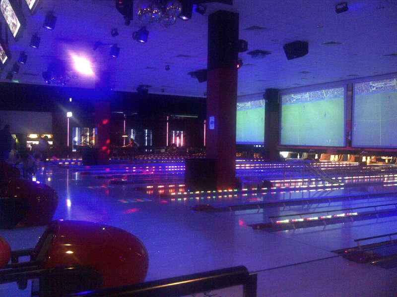 Don't forget to pass by switch bowling @ ibn battuta mall