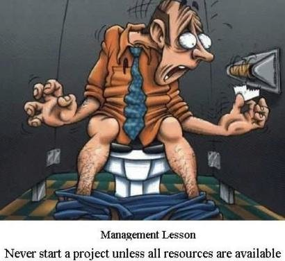 Funny Management Lesson