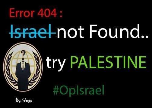 OpIsrael #Israel Hack Top Photos - 10
