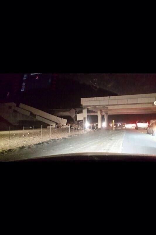 جسر طريق الدمام الرياض