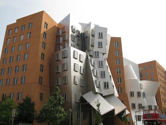 Amazing Buildings - Stata Center (Cambridge, Massachusetts, USA)