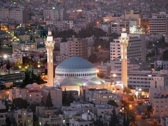 مسجد #الملك_عبدالله المؤسس في #عمان #الأردن