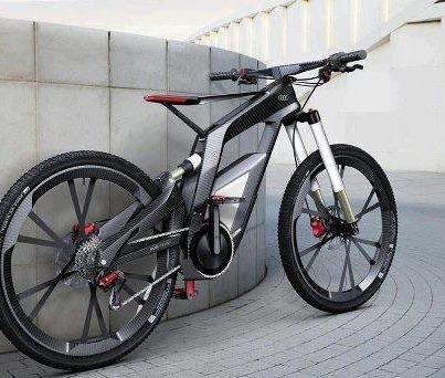 الدراجة الهوائية الاولى التي تسطيع السير بسرعة 80 كلم في الساعة