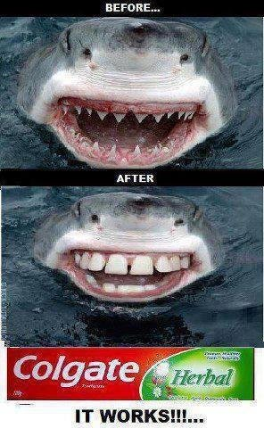 إعلان عن معجون الأسنان Colgate #تسويق