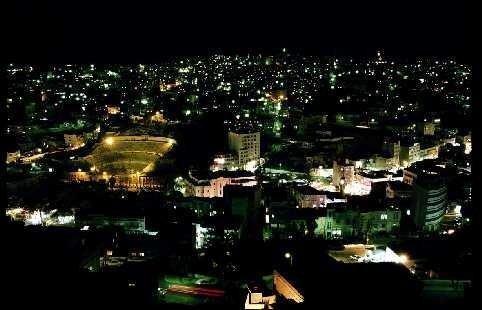 عمان #الأردن ليلا