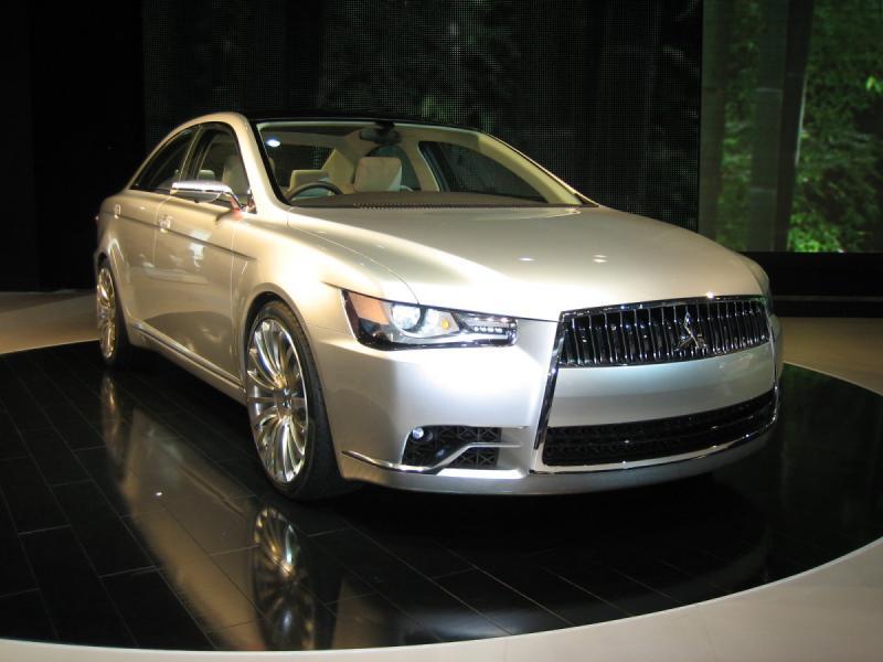 Mitsubishi galant 2013