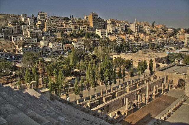 وسط البلد في #عمان #الأردن