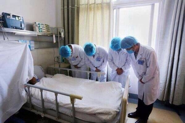 An 8-year-old died from head injury, but her donated organs bettered 4 lives. The doctors are bowing to thank her.