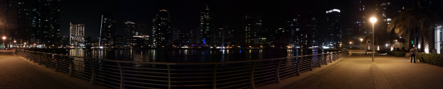 #Dubai Marine - Panoramic