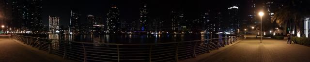 #Dubai Marine - Panoramic