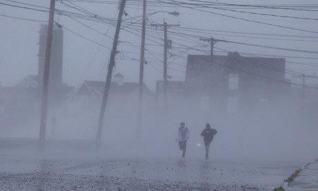 صور للدمار بعد إعصار #ساندي #الولايات_المتحدة - صورة 3