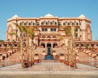 فندق #قصر_الإمارات في #أبوظبي