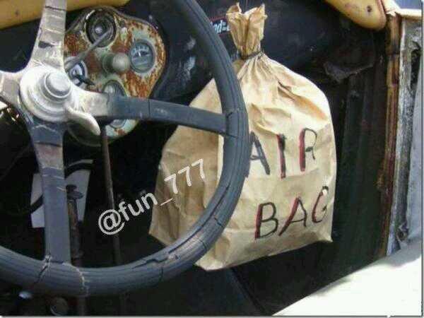 Air bag lol