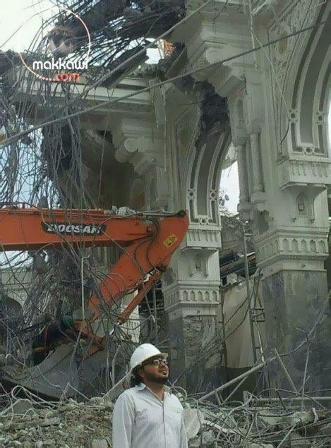 صور رائعة لن تتكرر لتوسعة المطاف في #مكة #السعودية - صورة 2