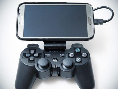 ذراع تحكم لأجهزة الأندرويد من sony تحول هاتفك إلى بلاي ستيشن !!!