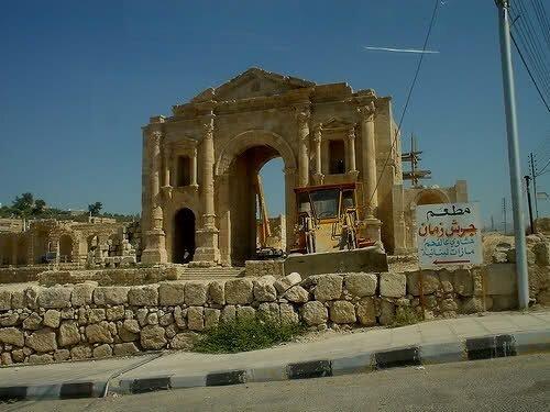 صور منوعة لمدينة #جرش في #الأردن - صورة 16