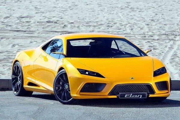 Lotus Elan 2013 Model