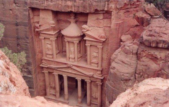 مدينة البتراء #الأردن
